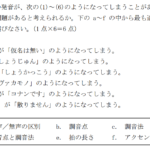 【2016年度】日本語専門家公募の過去問をやってみる(1/4)